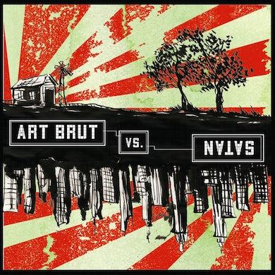 ART BRUT VS SATAN Vinyl Record