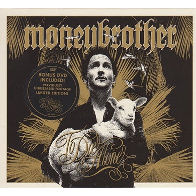 Moneybrother TO DIE ALONE Vinyl Record