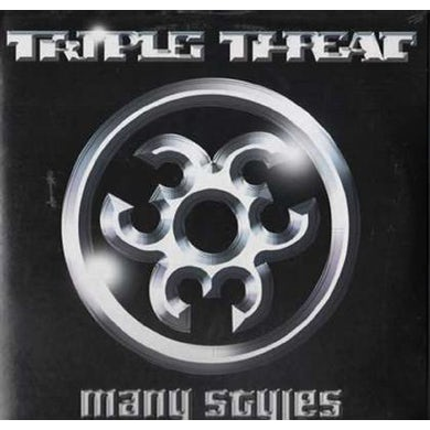Triple Threat MANY STYLES Vinyl Record