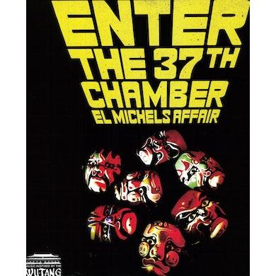 El Michels Affair ENTER THE 37TH CHAMBER (GOLD VINYL) Vinyl Record