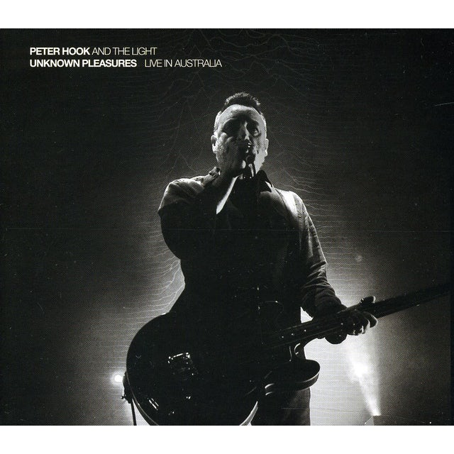 Peter Hook & The Light UNKNOWN PLEASURES: LIVE IN OZ CD