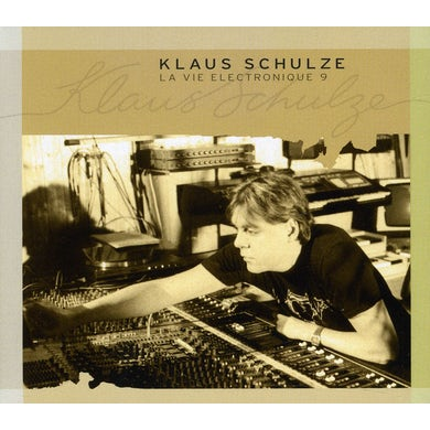 Klaus Schulze VIE ELECTRONIQUE 9 CD