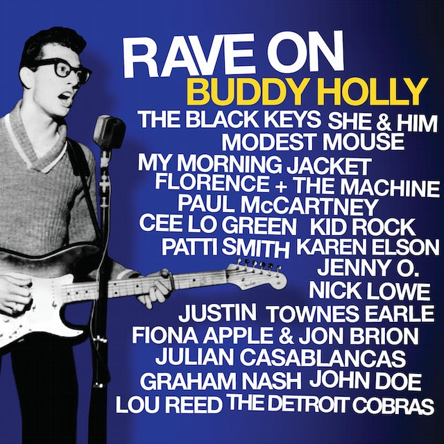 Rave On Buddy Holly / Various CD