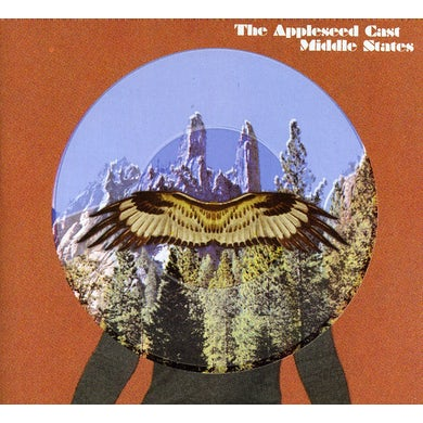 The Appleseed Cast MIDDLE STATES CD