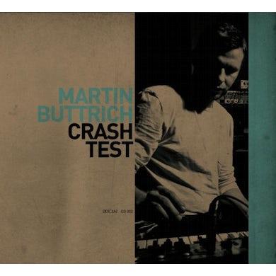 Martin Buttrich CRASH TEST CD