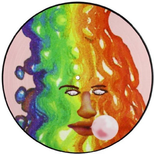 Black Moth Super Rainbow DANDELION GUM Vinyl Record - Picture Disc, Deluxe Edition, Digital Download Included, Reissue
