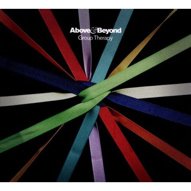 Above & Beyond GROUP THERAPY CD