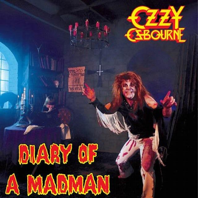 Ozzy Osbourne DIARY OF MADMAN CD