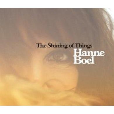 Hanne Boel SHINING OF THINGS CD