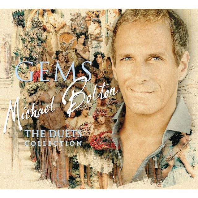 Michael Bolton GEMS: THE DUETS COLLECTION CD