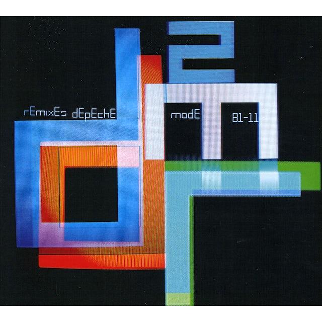 Depeche Mode REMIXES 2: 81-11 CD