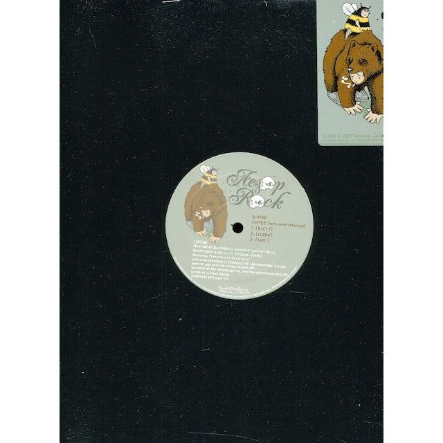 Aesop Rock COFFEE Vinyl Record
