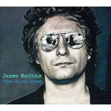 James Maddock WAKE UP & DREAM CD