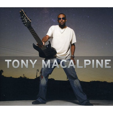Tony MacAlpine CD