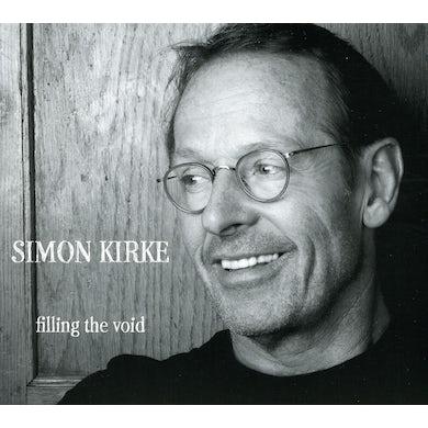 Simon Kirke FILLING THE VOID CD