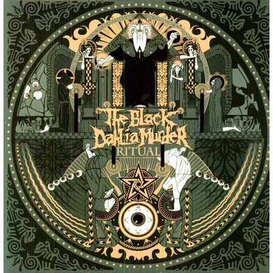 The Black Dahlia Murder RITUAL Vinyl Record