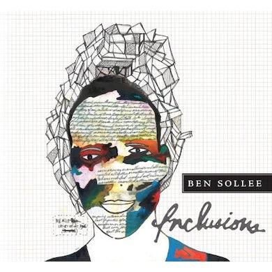 Ben Sollee INCLUSIONS Vinyl Record