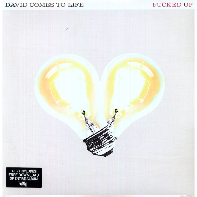 Fucked Up DAVID COMES TO LIFE Vinyl Record