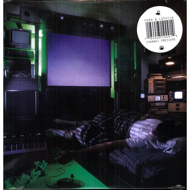 Ford & Lopatin CHANNEL PRESSURE Vinyl Record