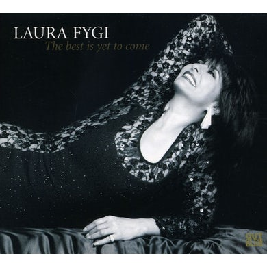 Laura Fygi BEST IS YET TO COME CD