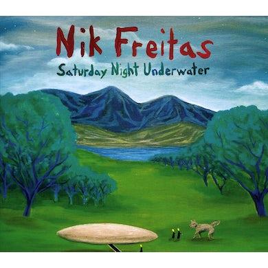 Nik Freitas SATURDAY NIGHT UNDERWATER CD