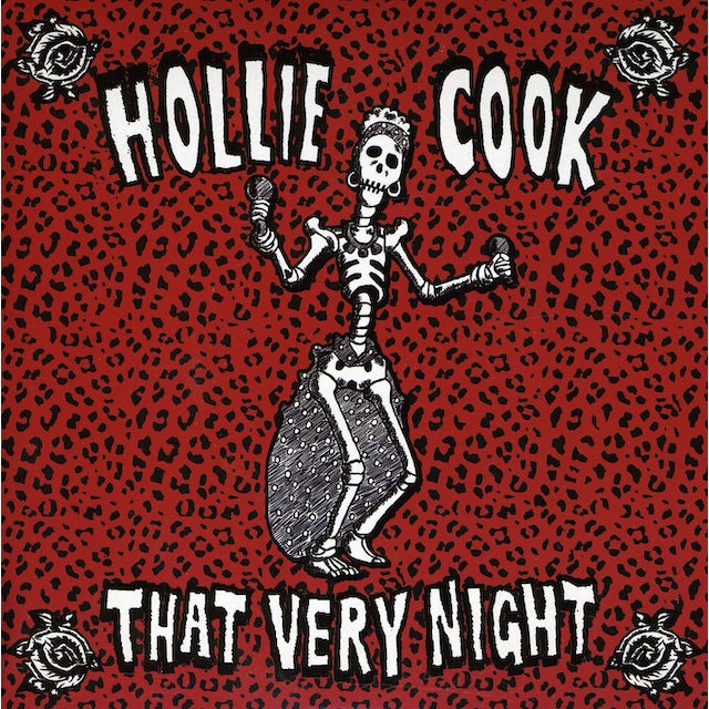 Hollie Cook THAT VERY NIGHT Vinyl Record