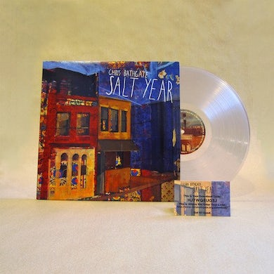 Chris Bathgate SALT YEAR Vinyl Record