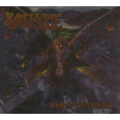 Valkyrie MAN OF TWO VISIONS CD