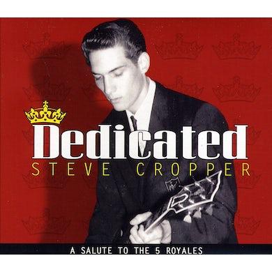 Steve Cropper DEDICATED CD