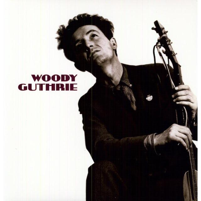 Woody Guthrie THIS MACHINE KILLS FASCISTS Vinyl Record