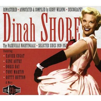Dinah Shore NASHVILLE NIGHTINGALE CD