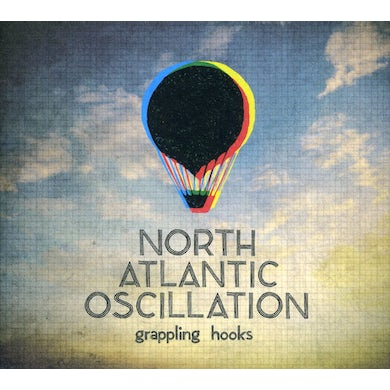 North Atlantic Oscillation GRAPPLING HOOKS CD