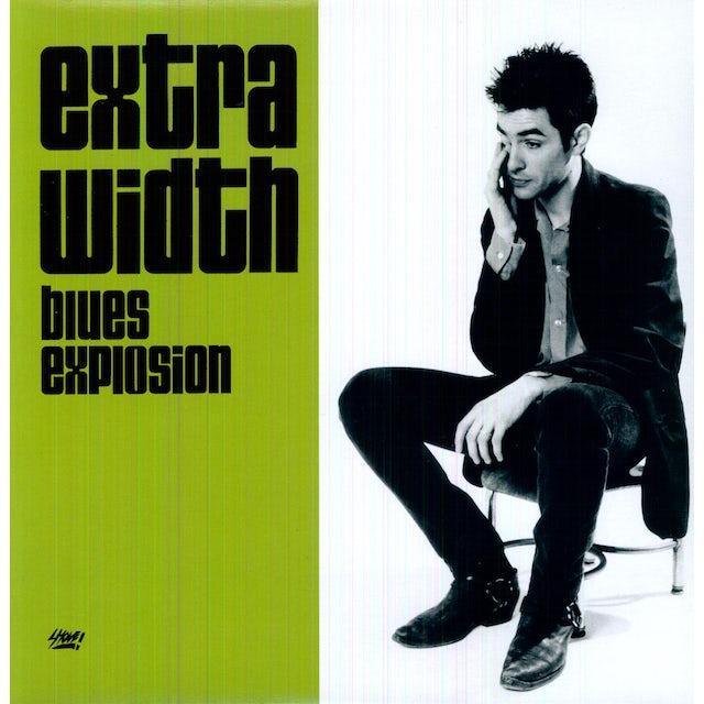 The Jon Spencer Blues Explosion EXTRA WIDTH Vinyl Record