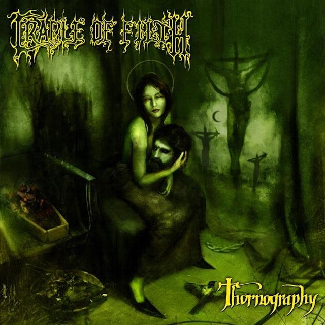 Cradle Of Filth THORNOGRAPHY Vinyl Record