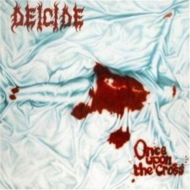 Deicide ONCE UPON THE CROSS Vinyl Record