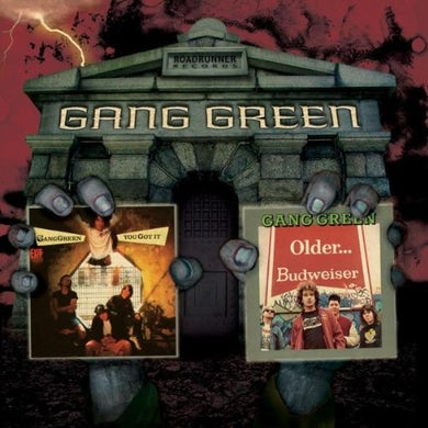Gang Green YOU GOT IT / OLDER BUDWEISER Vinyl Record