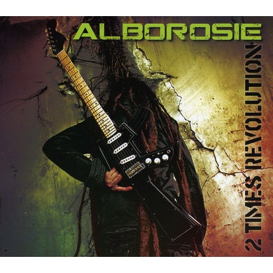 Alborosie 2 TIMES REVOLUTION CD