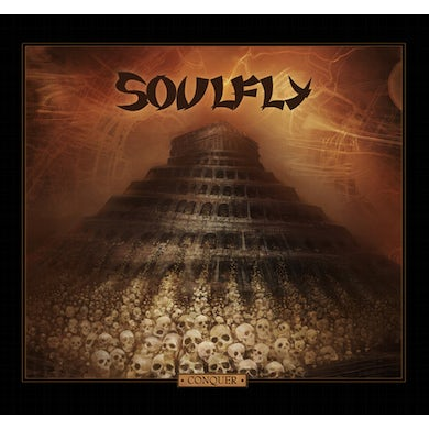 Soulfly CONQUER Vinyl Record