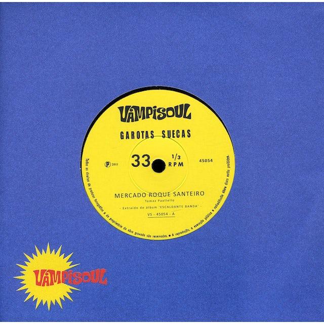 Garotas Suecas MERCADO ROQUE SANTEIRO Vinyl Record