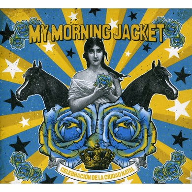 My Morning Jacket CELEBRACION DE LA CIUDAD NATAL CD