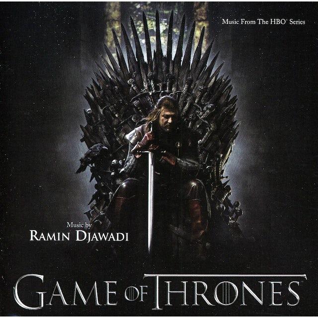 Game of Thrones SCORE) / Original Soundtrack CD