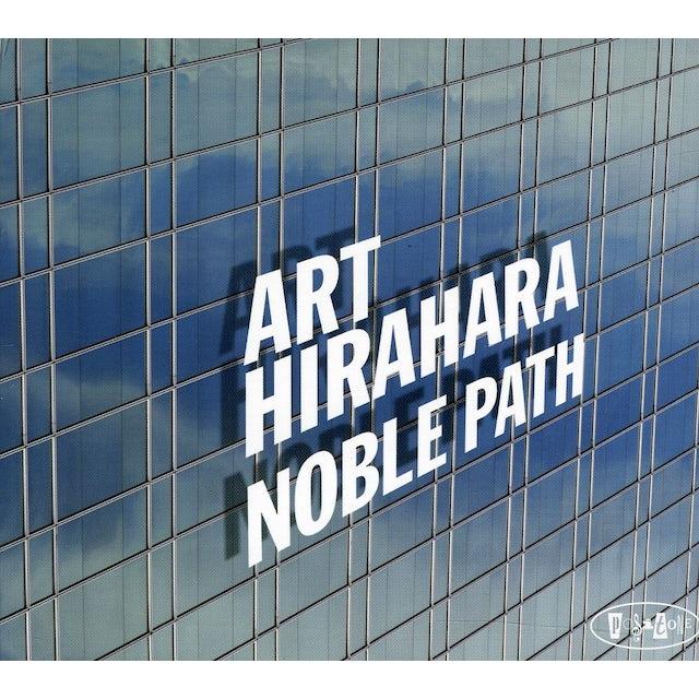 Art Hirahara NOBLE PATH CD