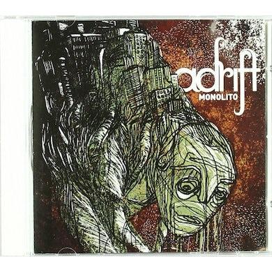 Adrift MONOLITO CD