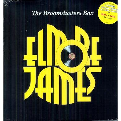 Elmore James BROOMDUSTERS BOX Vinyl Record