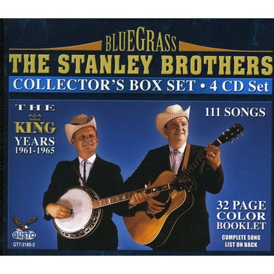 Stanley Brothers KING YEARS 1961-1965 CD