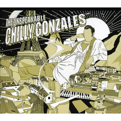 UNSPEAKABLE CHILLY GONZALES CD