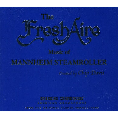 FRESH AIRE MUSIC OF MANNHEIM STEAMROLLER CD
