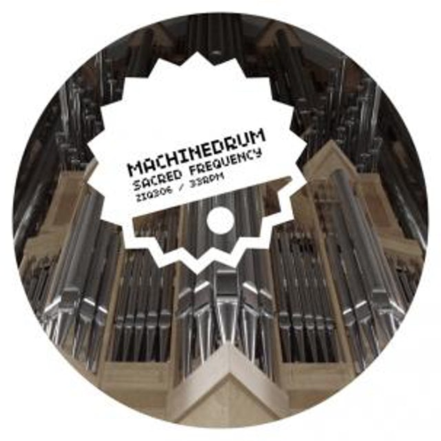 Machinedrum SACRED FREQUENCY Vinyl Record