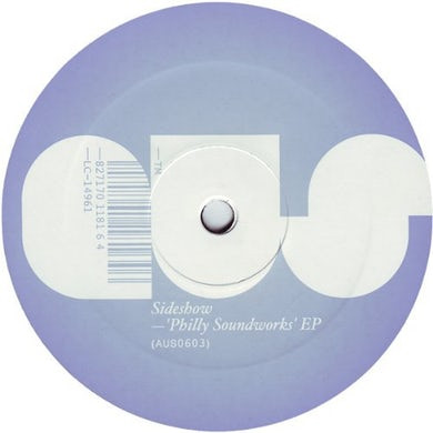 Sideshow PHILLY SOUNDWORKS Vinyl Record