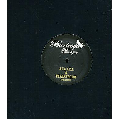 Aka Aka / Thalstroem SPRINGTIDE / ETE Vinyl Record